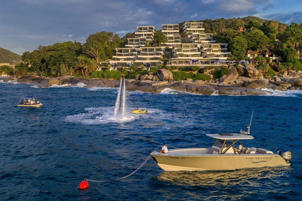 Kata Rocks Superyacht Rendezvous - Highlight 2016