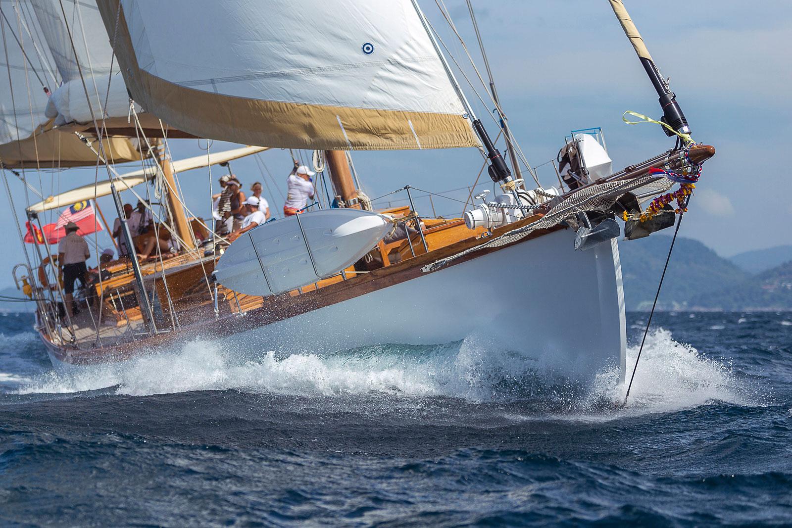 Kata Rocks Superyacht Rendezvous 2016 - SY Aventure