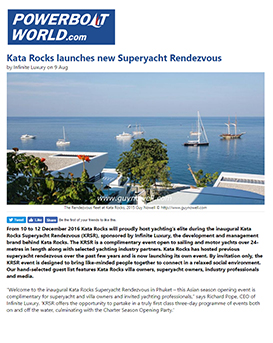 Powerboat World
