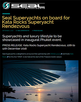 Seal Superyachts