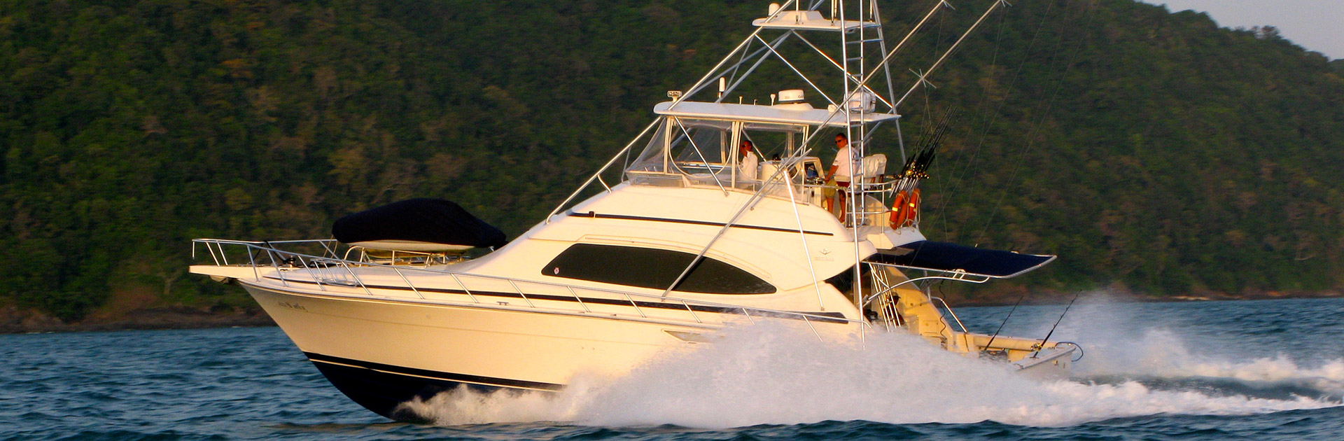 Burma sport fishing charters luxury sport fishing charters for Sport fishing charters