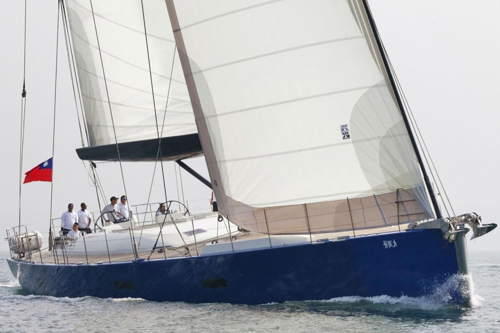 SY Ocean Runner 110