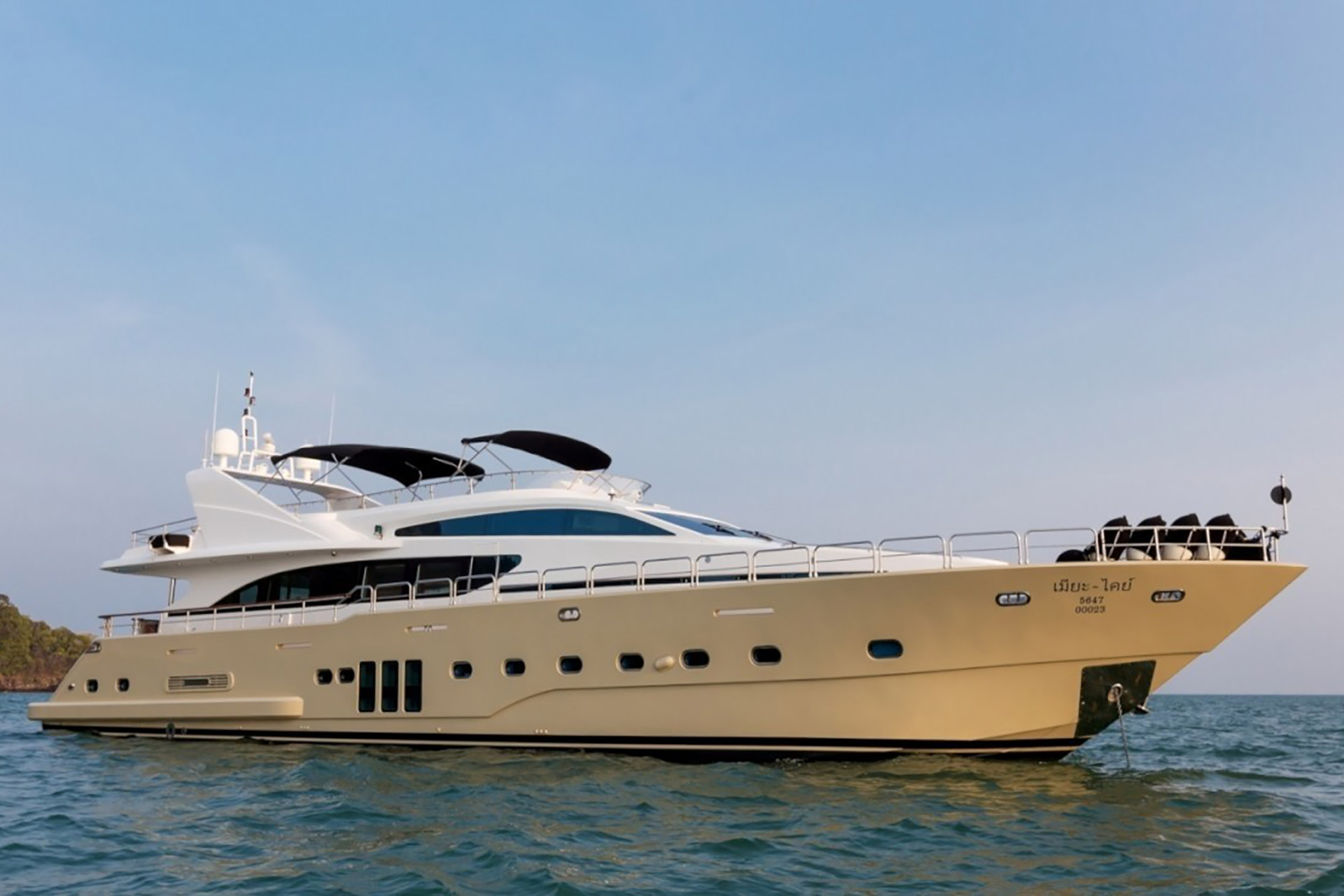 MY MIA KAI (29.5m, Bilgin Yachts)