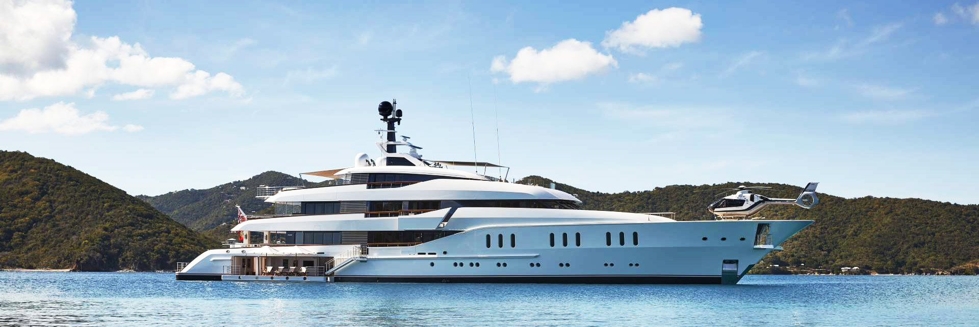 Feadship - Royal Dutch Shipyard - KRSR Co-sponsor