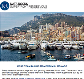 KRSR Team builds momentum in Monaco