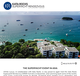 KRSR The superyacht event in Asia
