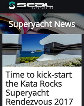 Seal Superyacht