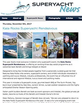 Super Yacht News