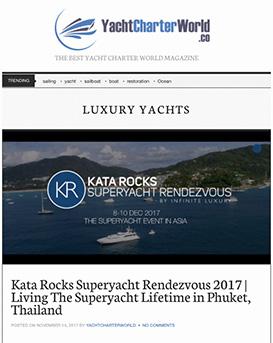 Yacht Charter World