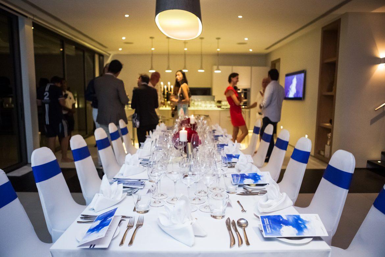 Kata Rocks Superyacht Rendezvous 2017 Owners' Dinner