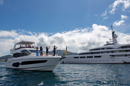 Kata Rocks Superyacht Rendezvous 2018