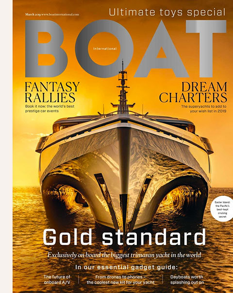 Boat International - March 2019