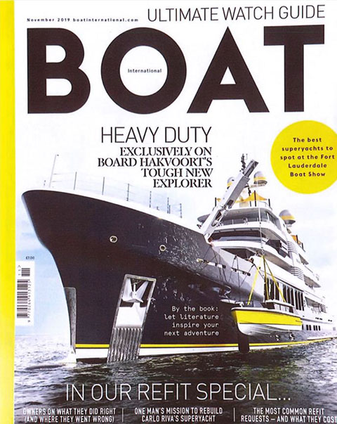 Boat International - November 2019