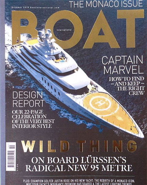 Boat International - October 2019