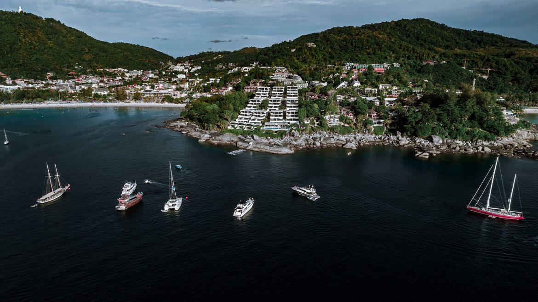Kata Rocks Superyacht Rendezvous