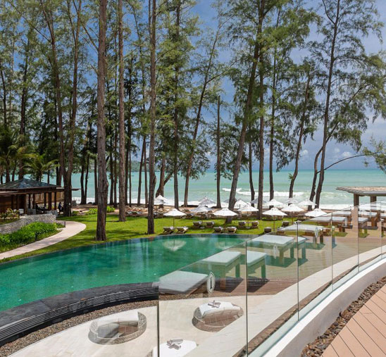 INTERCONTINENTAL PHUKET BEACH BBQ