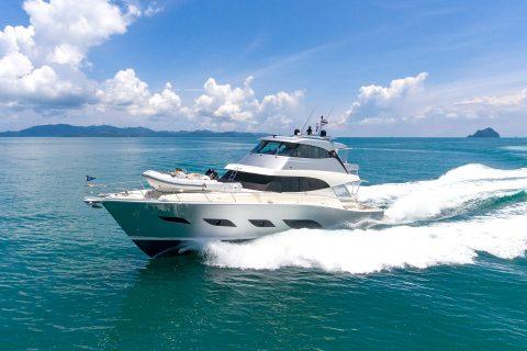 Riviera 68 Sports Motor Yacht 'Fat Boy'