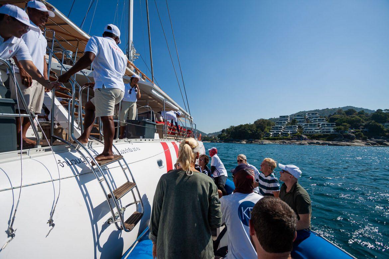 Kata Rocks Superyacht Rendezvous 2019