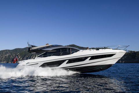 Sunseeker Sports Yacht 74