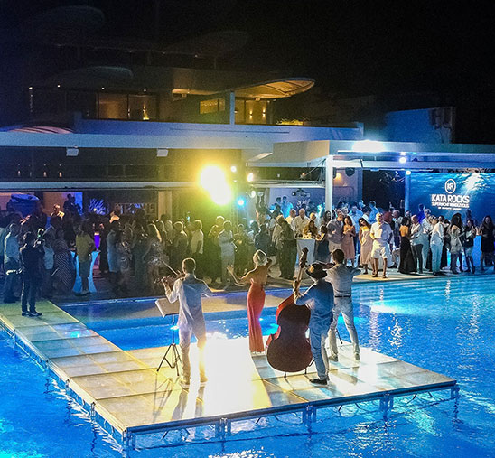 The Kata Rocks Superyacht Rendezvous 'Soiree by The Sea' Charity Gala